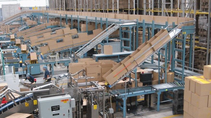 Gravity Wheel Conveyors