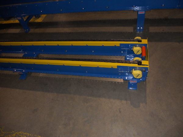 Two Strand Chain Conveyor