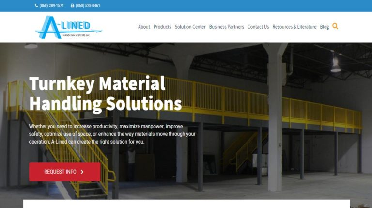 A-Lined Handling Systems, Inc.