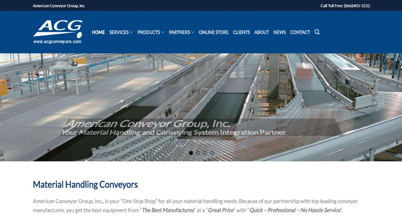 American Conveyor Group, Inc.