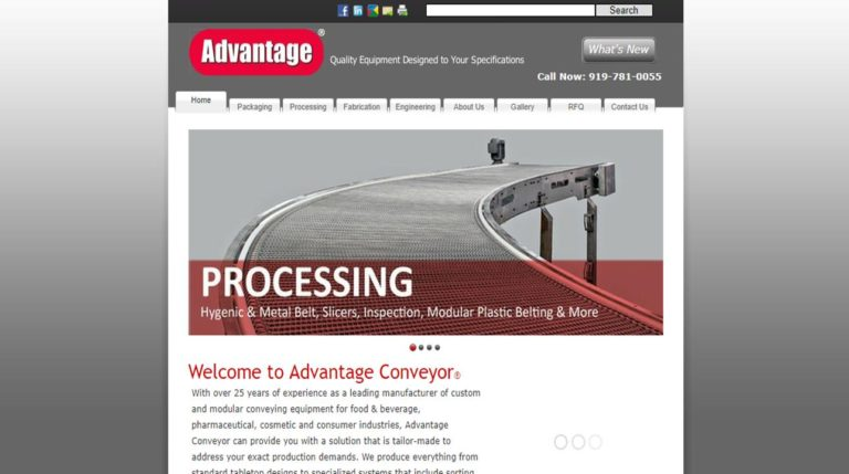 Advantage Conveyor, Inc.