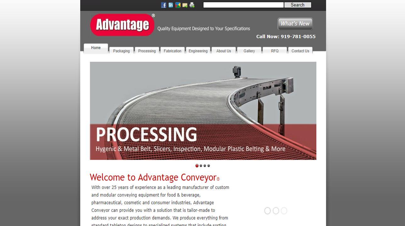 Advantage Conveyor, Inc.