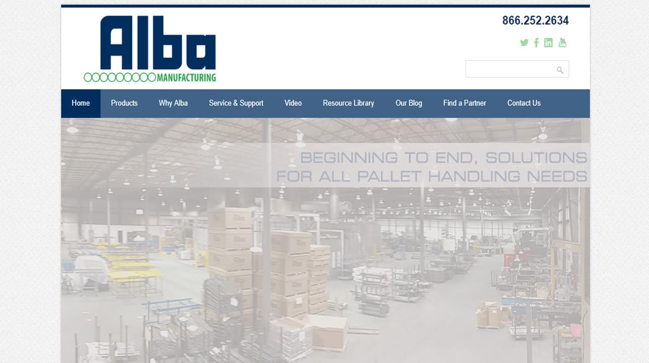 Alba Manufacturing, Inc.
