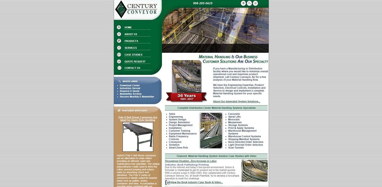 Century Conveyor, Inc.