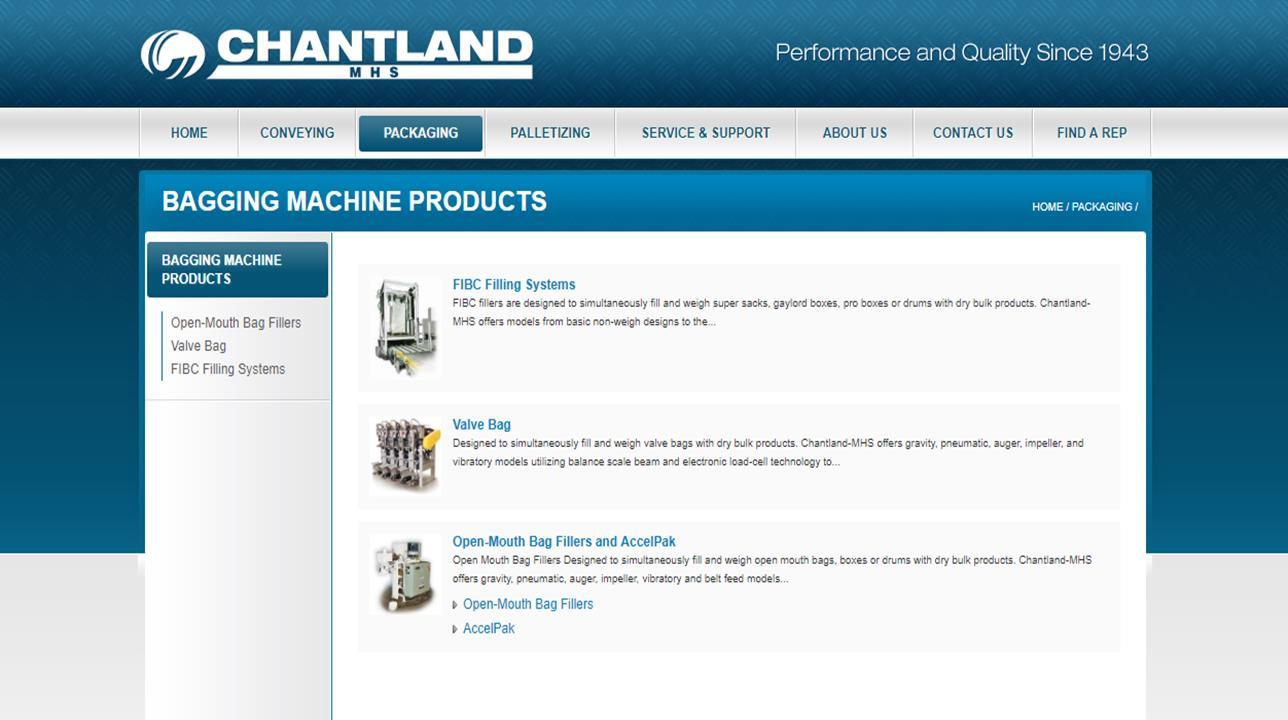 Chantland MHS