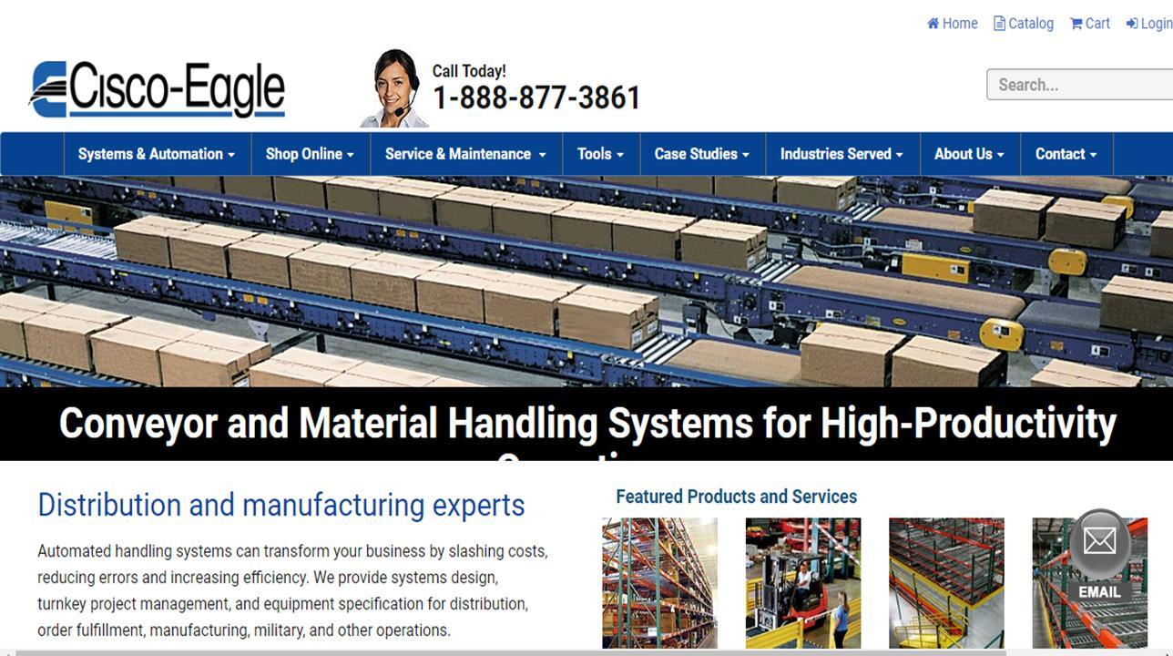 Cisco-Eagle, Inc.