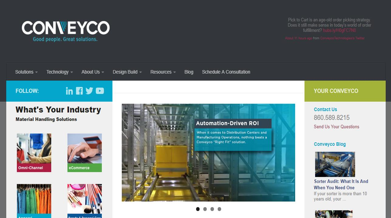 Conveyco Technologies