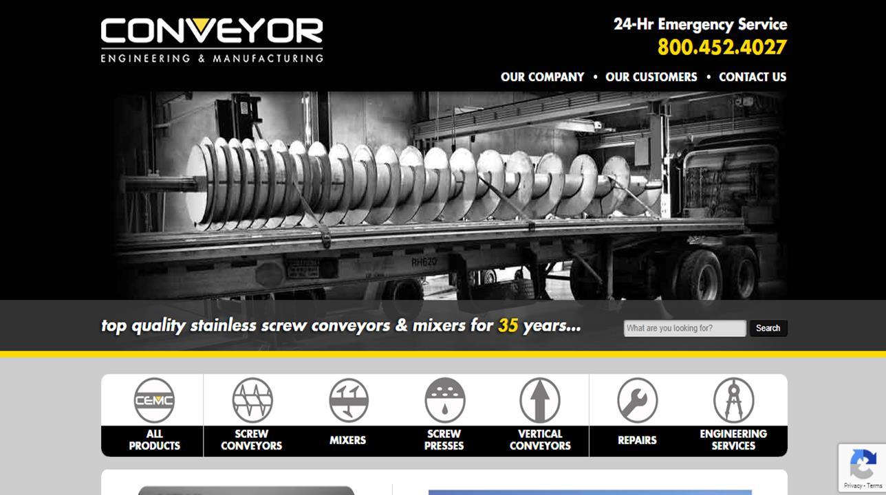 Conveyor Engineering & Mfg. Co.