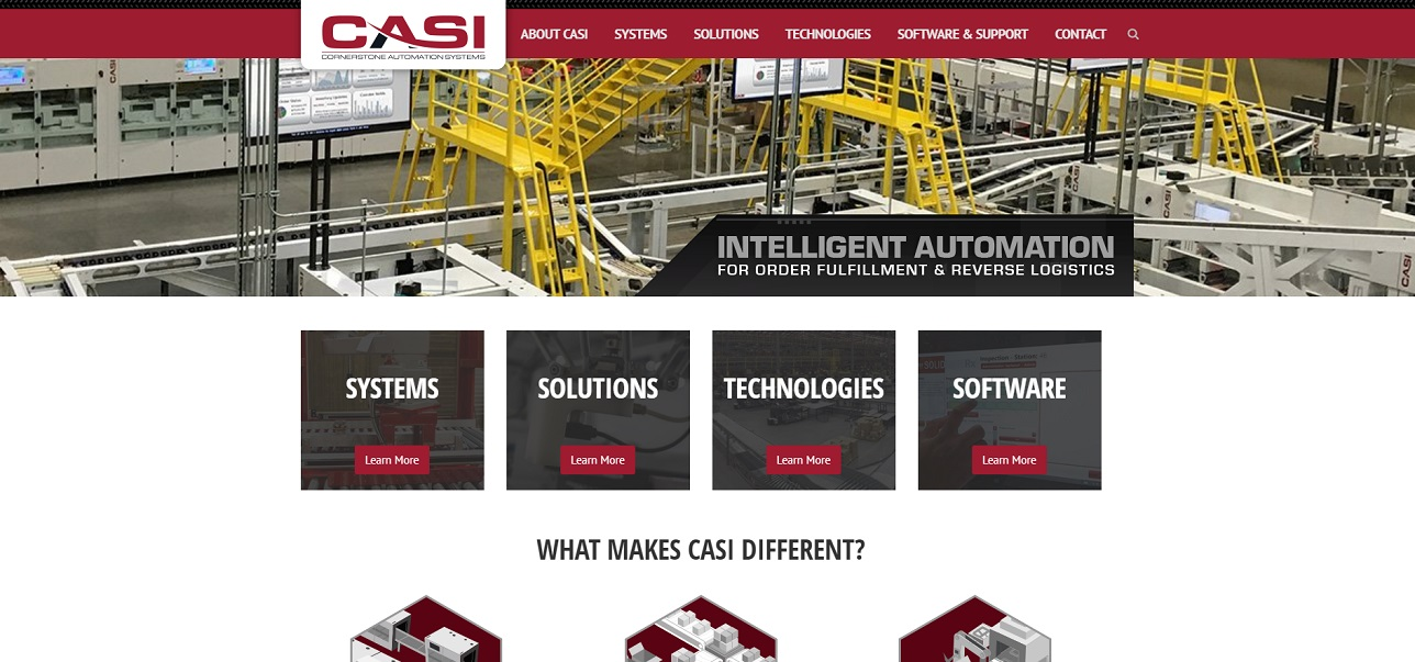 Cornerstone Automation Systems, LLC
