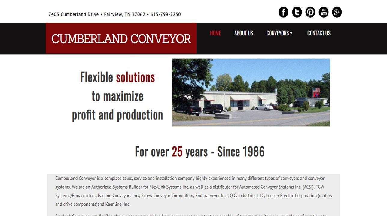 Cumberland Conveyor