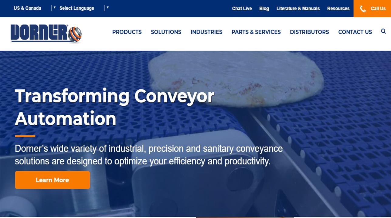 Dorner Manufacturing Corp.