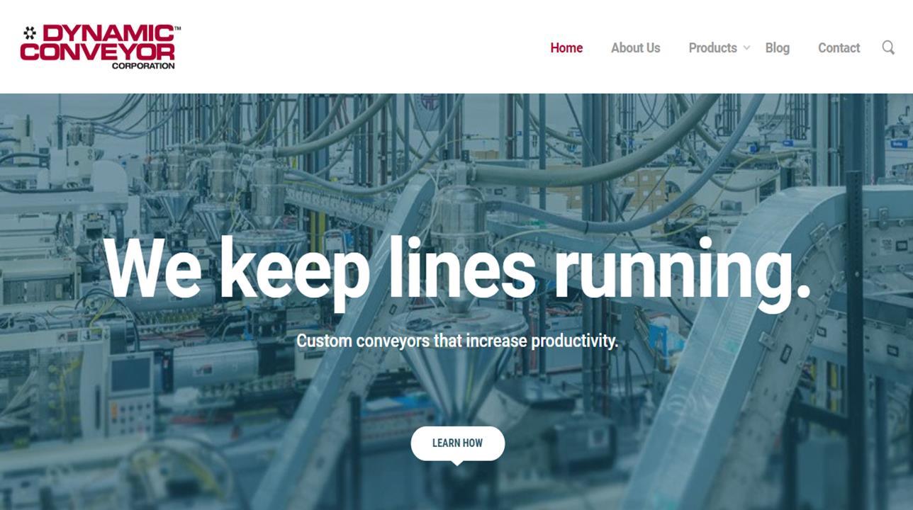 Dynamic Conveyor Corporation