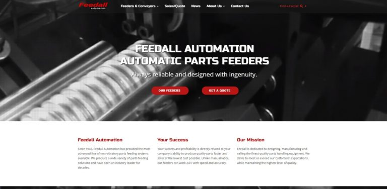 Feedall Automation, Inc.