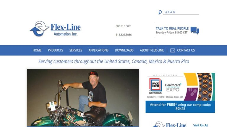 Flex-Line Automation, Inc.
