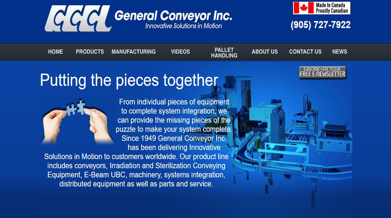 General Conveyor Co. Ltd.