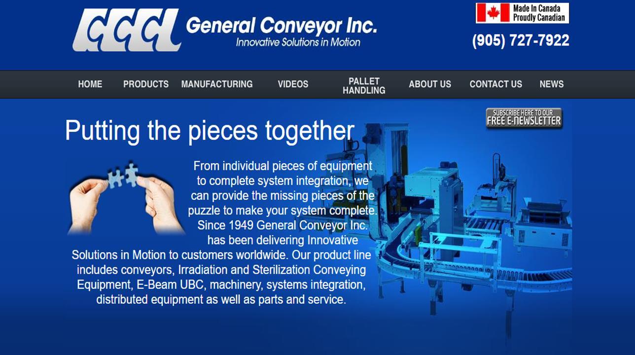 General Conveyor Co. Ltd.
