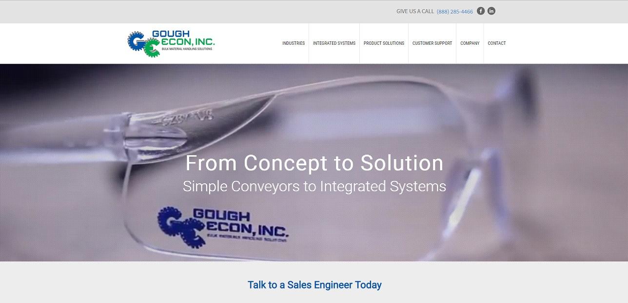 Gough Econ, Inc.