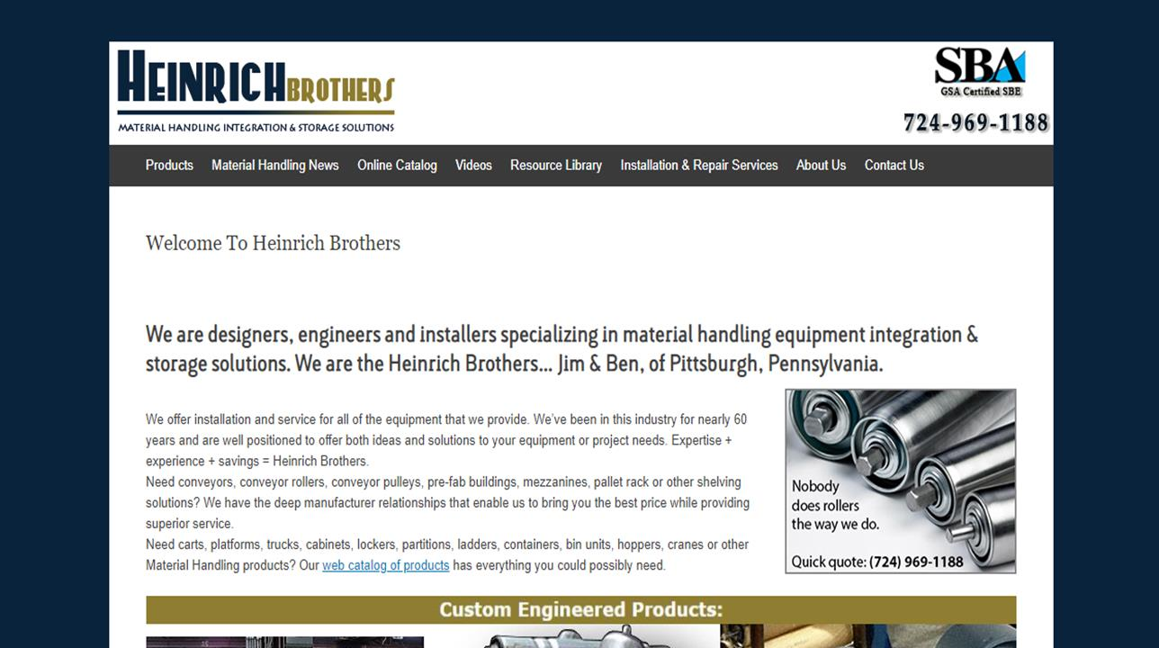 Heinrich Brothers, Inc.