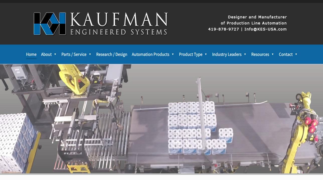 Kaufman Engineered Systems, Inc.
