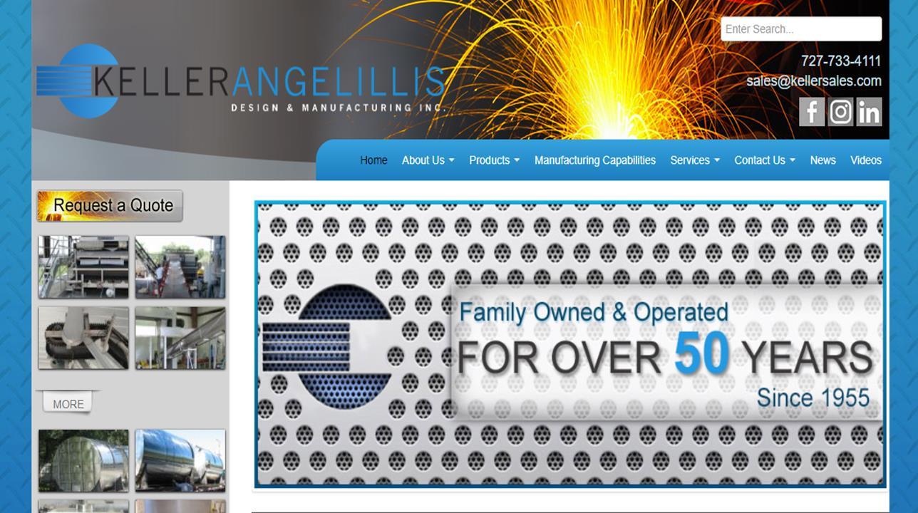 Keller-Angelillis Design & Manufacturing