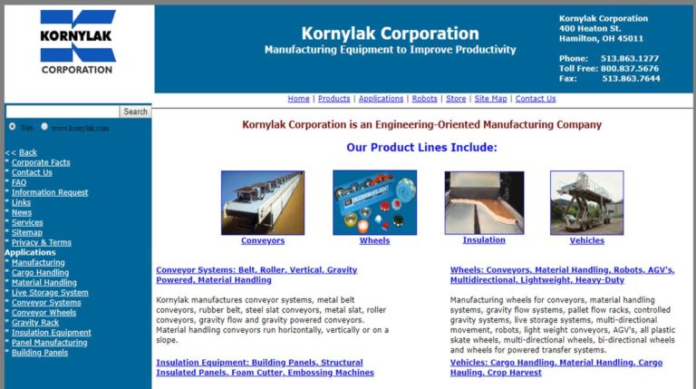 Kornylak Corporation