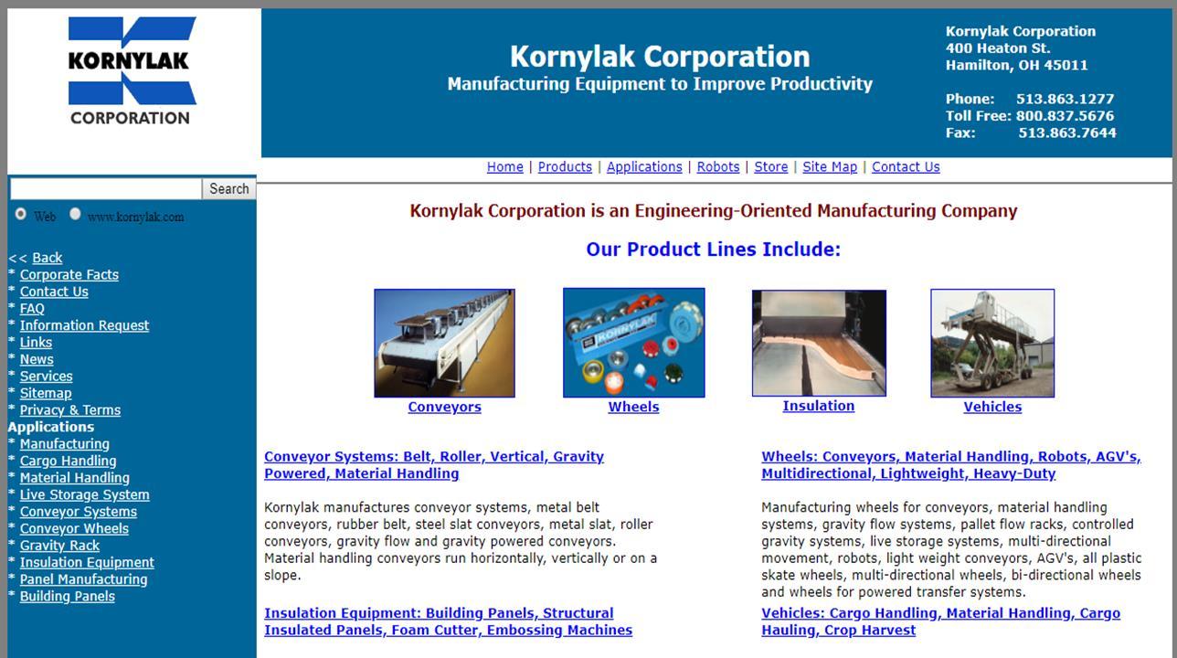 Kornylak Corporation