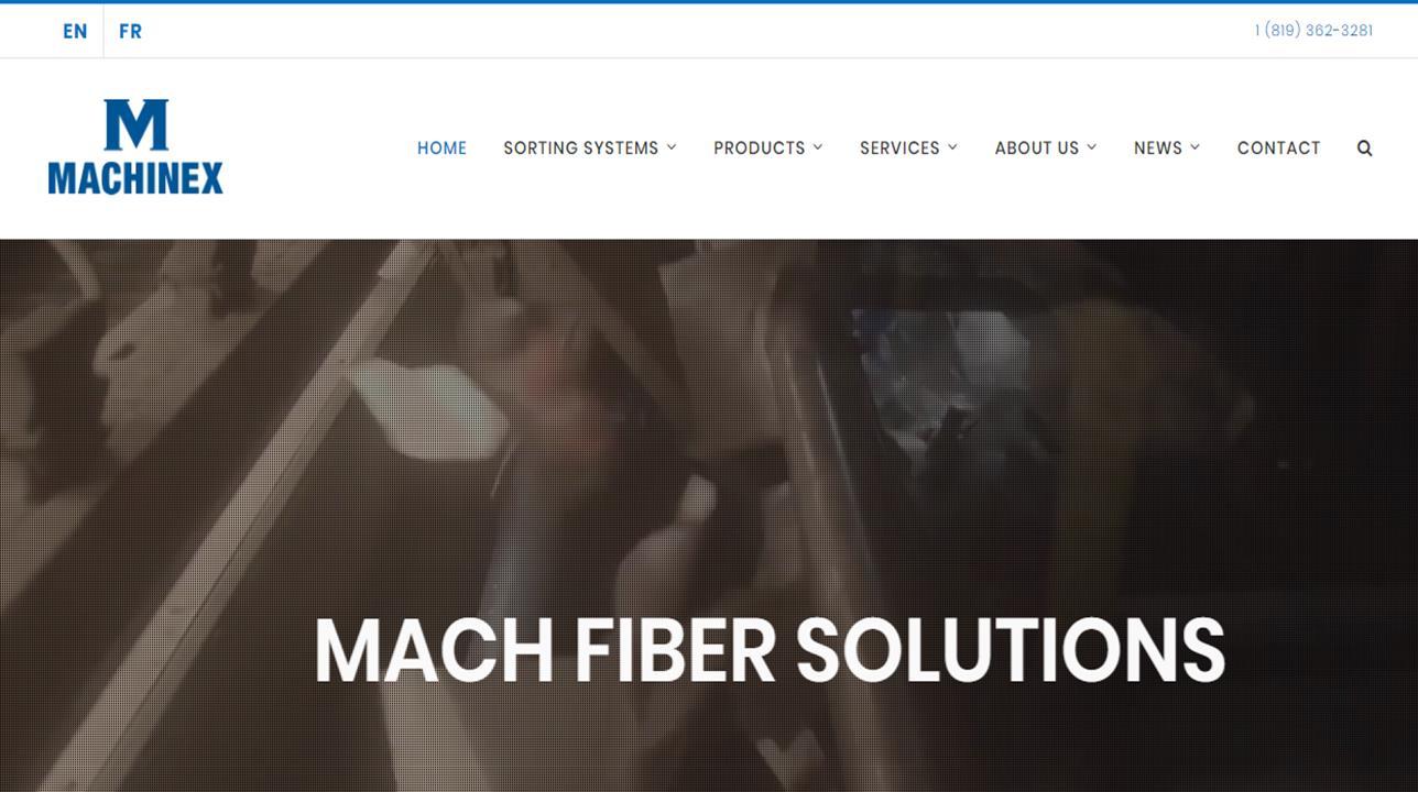 Machinex Industries Inc.