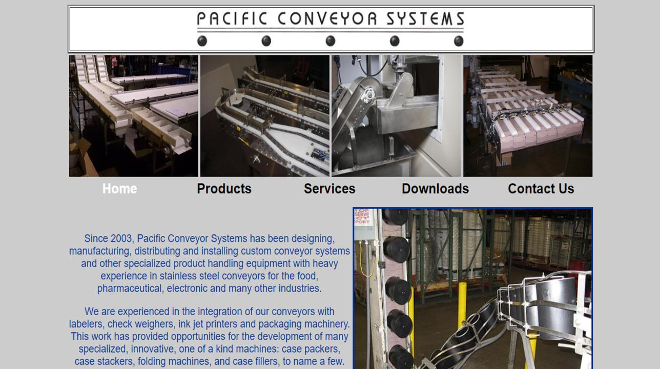 Pacific Conveyor Systems