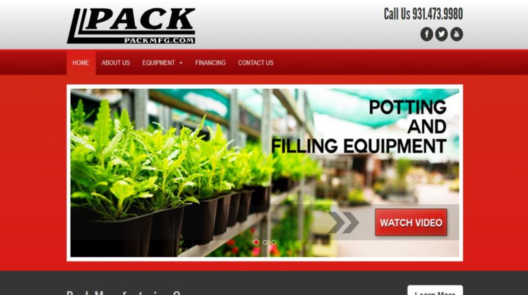 Pack Manufacturing Inc.