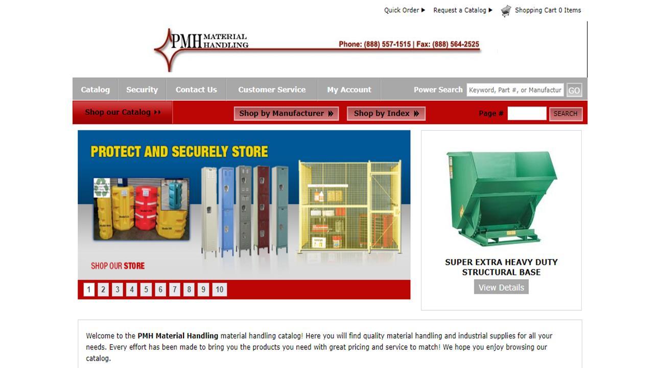 PMH Material Handling