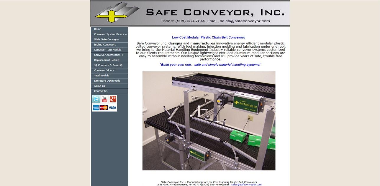 Safe Conveyor, Inc.