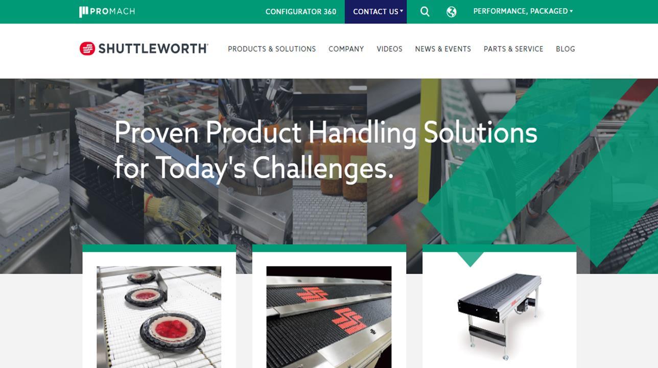 Shuttleworth®, Inc.