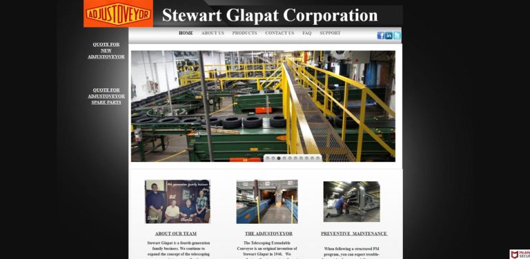 Stewart Glapat Corporation