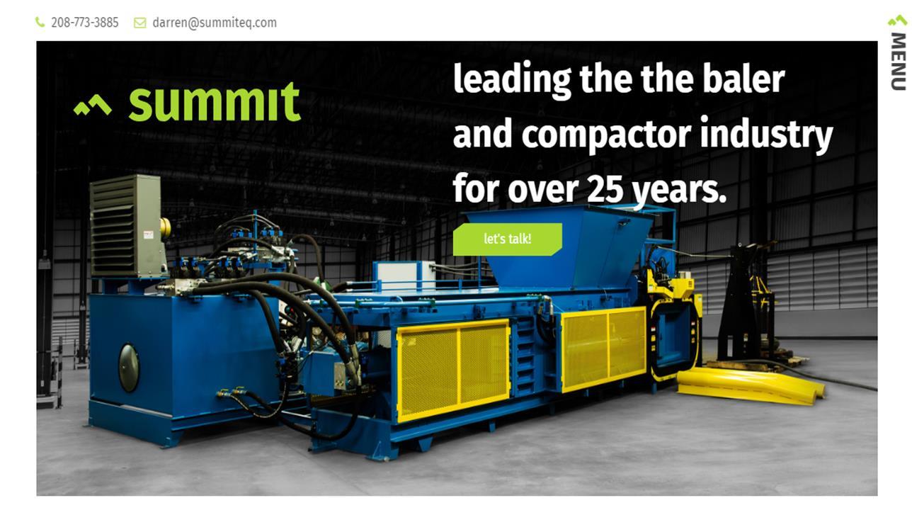 Summit Equipment Inc