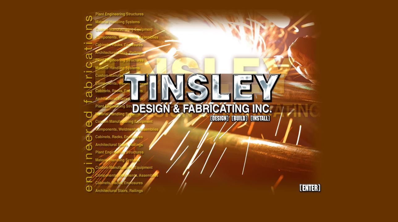 Tinsley Design & Fabricating Inc.