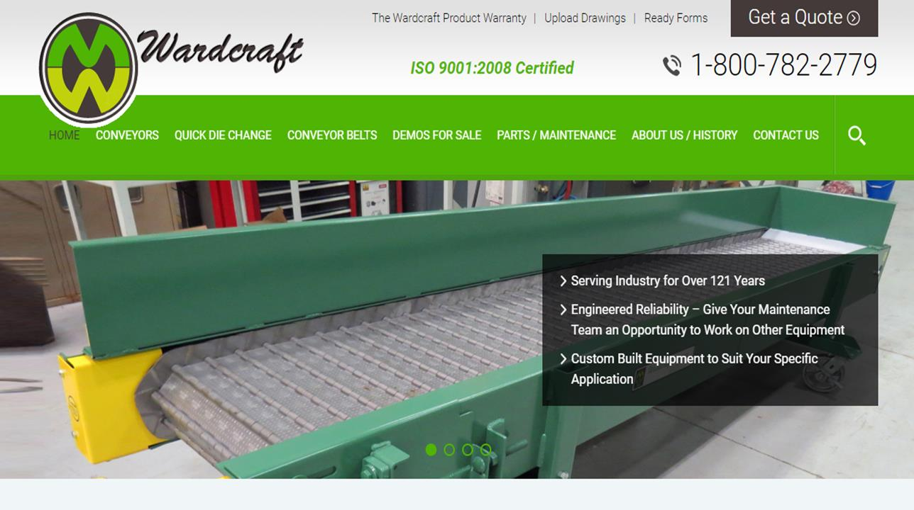 Wardcraft Conveyors