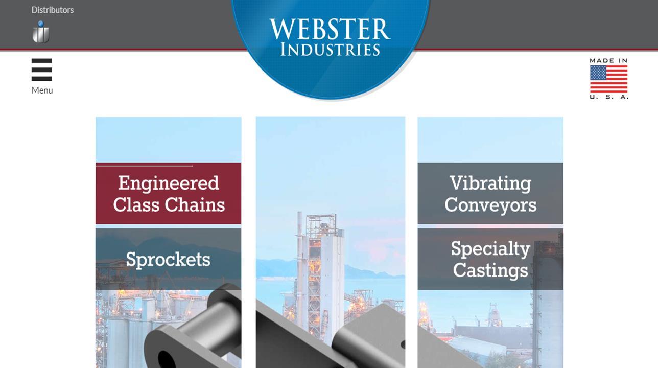 Webster Industries, Inc.