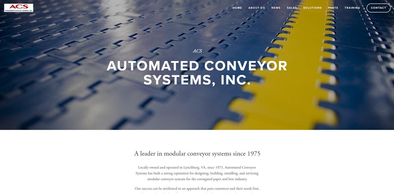 Automated Conveyor Systems Inc.