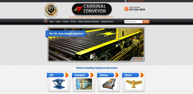 Cardinal Conveyor, Inc.