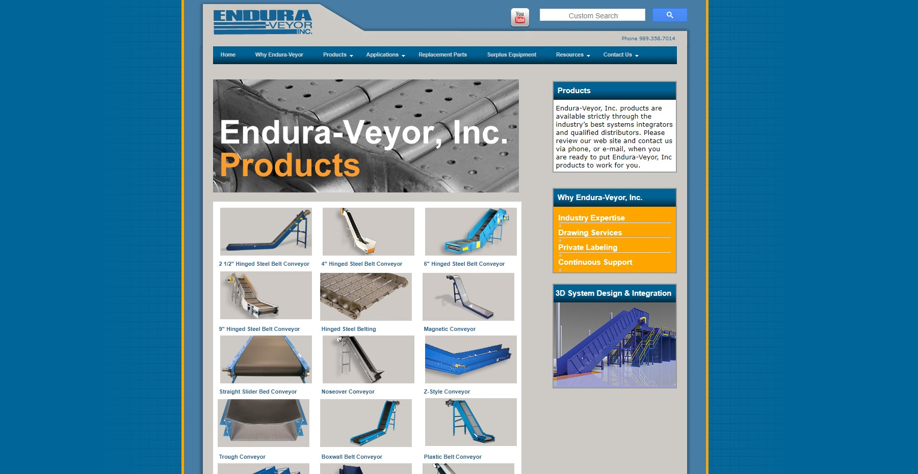 Endura-Veyor, Inc.