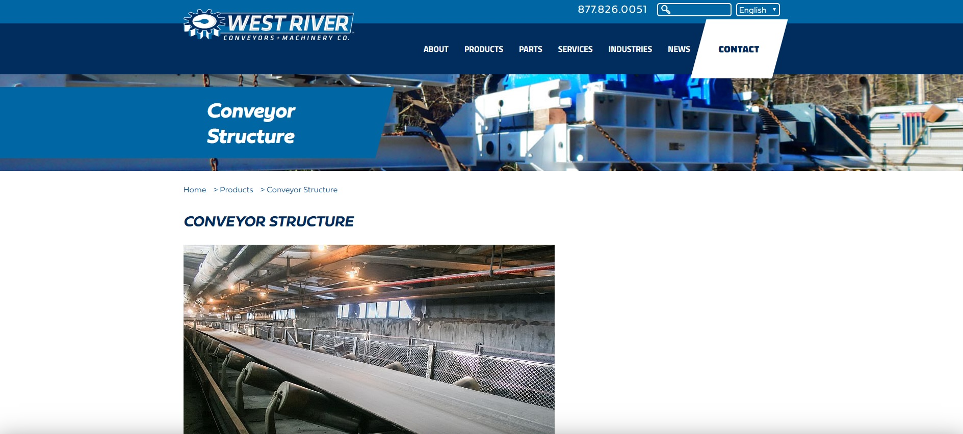 West River Conveyors & Machinery Co.
