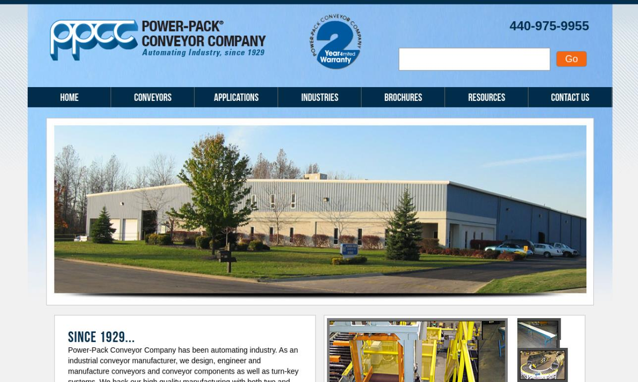 Power-Pack Conveyor Company