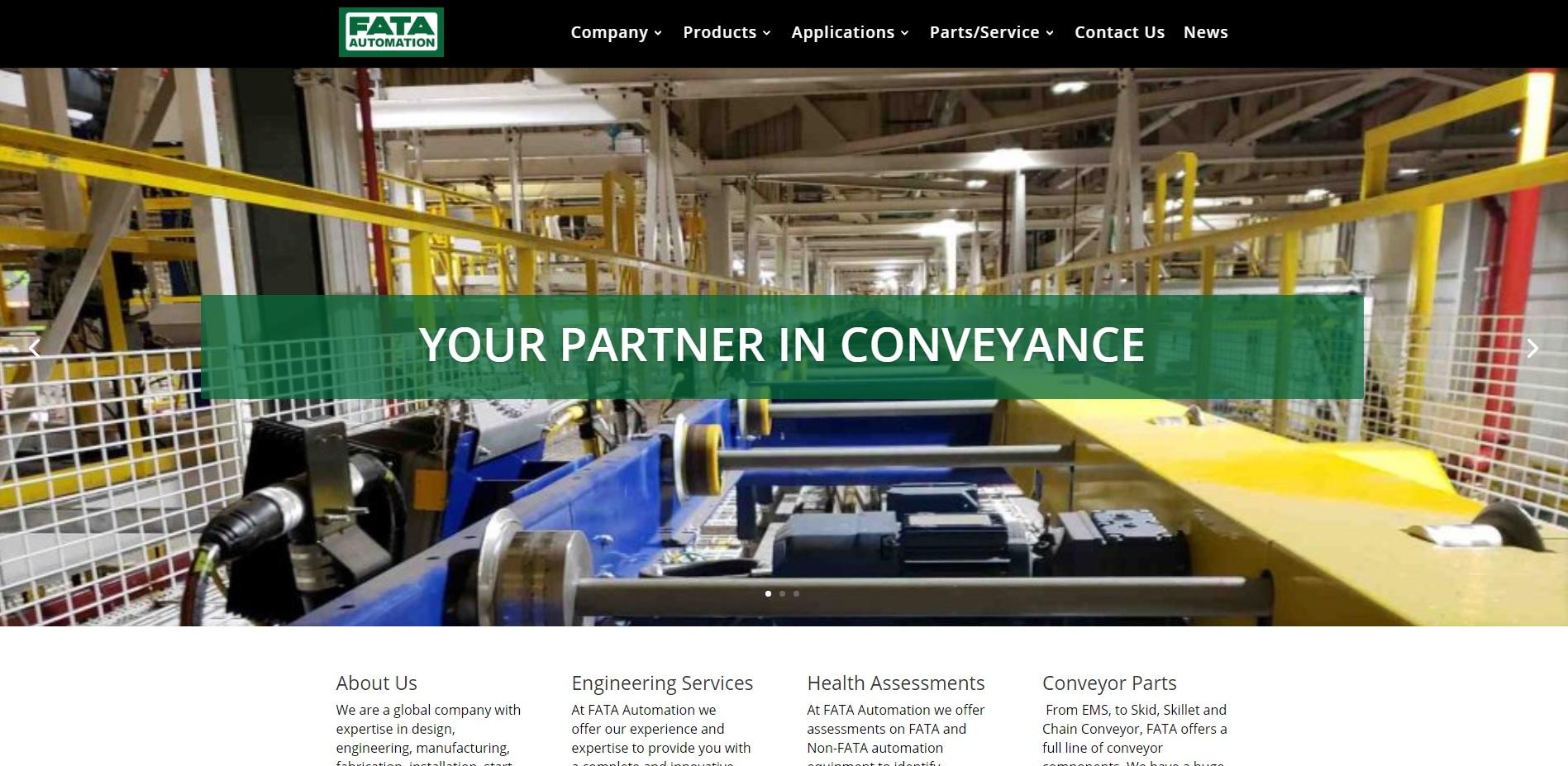 Illinois Conveyors Manufacturers Conveyor Systems