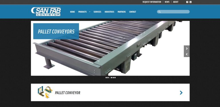 San Fab Conveyor Systems
