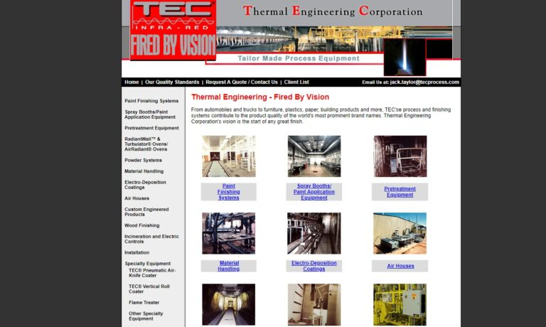 Thermal Engineering Corporation